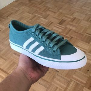 adidas Nizza shoes green